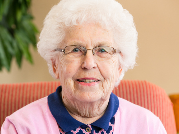 Meet Diane, Summit Pointe Senior Living Resident