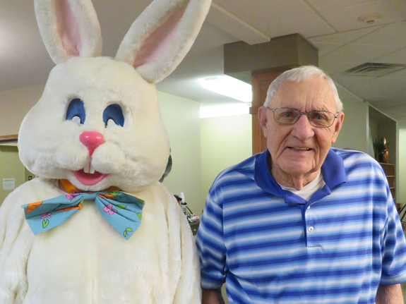 Meet Ted, Summit Pointe Senior Living Resident