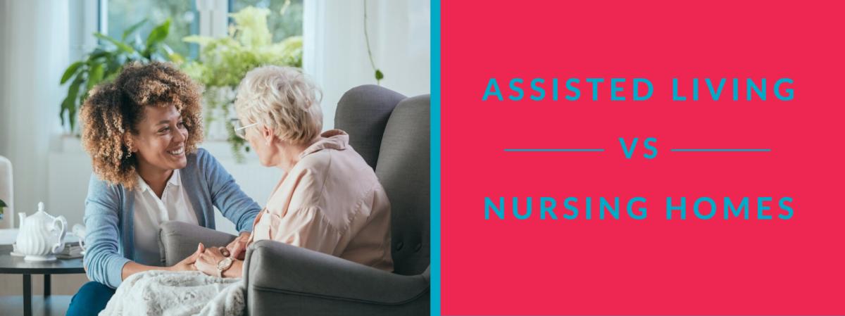 Assisted vs Nursing | Summit Pointe Senior Living