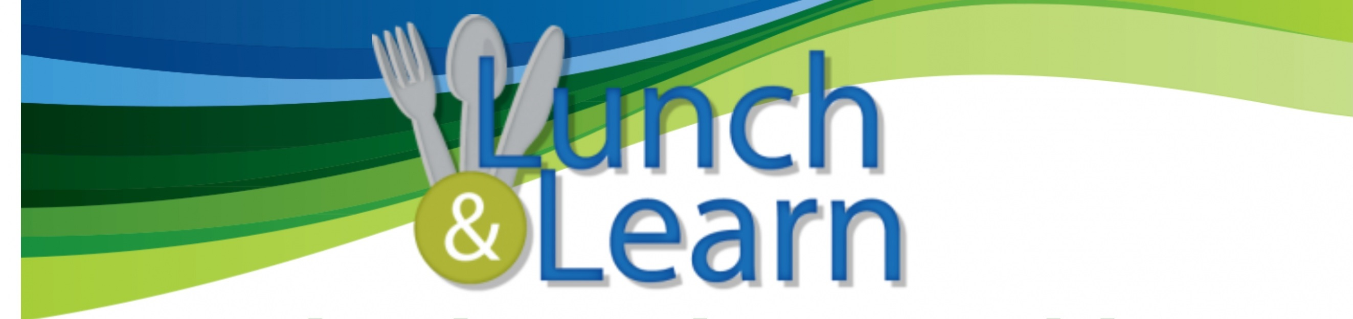 Lunch and Learn event header image