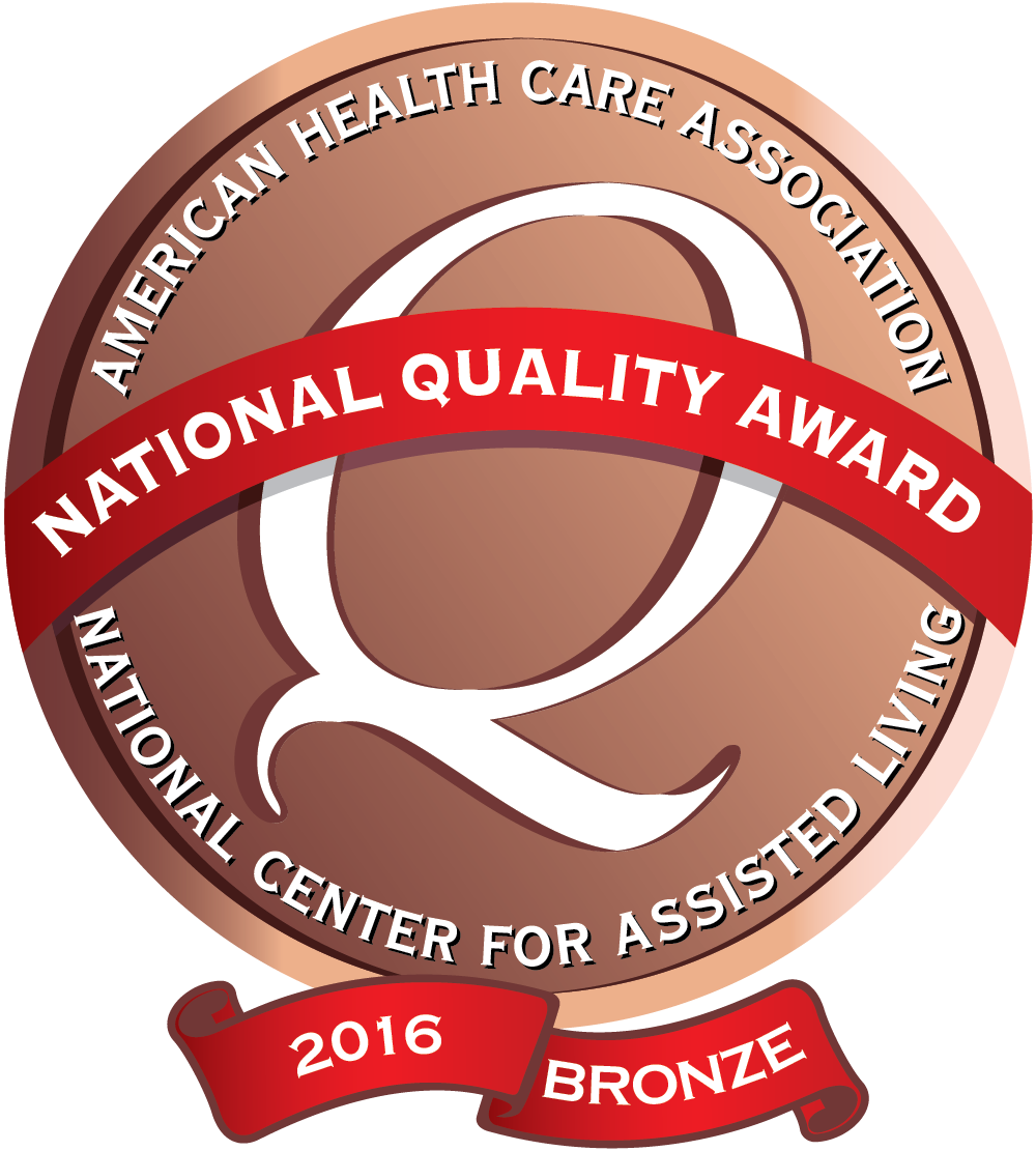 Quality Award - Bronze