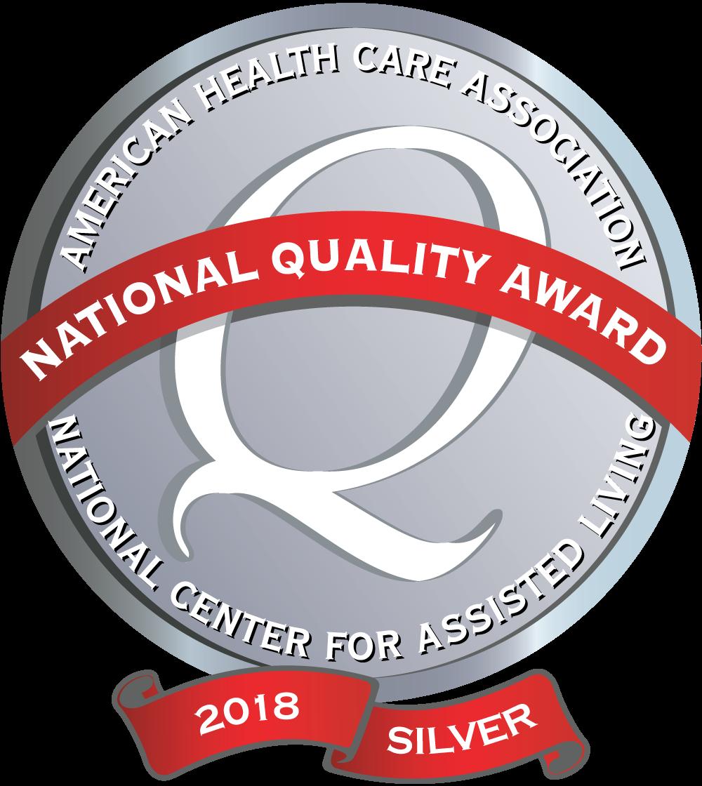 Quality Award - Silver