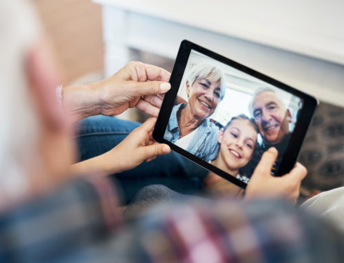 How to Stay Connected with your Senior Family members