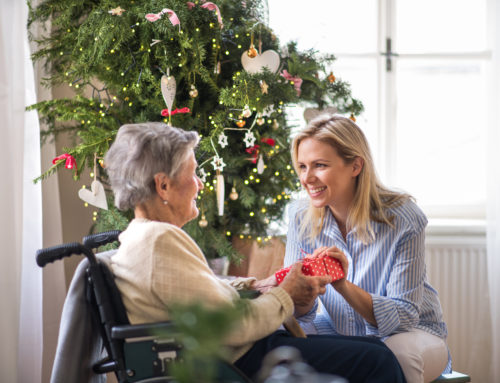 How to Keep Your Senior Loved One in the Holiday Spirit