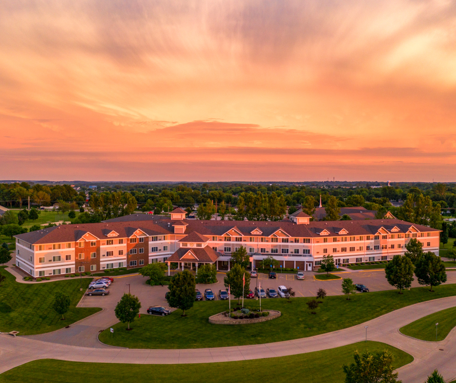 Summit Pointe Senior Living In Marion, IA